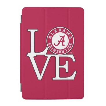 Alabama Crimson Tide Love iPad Mini Cover