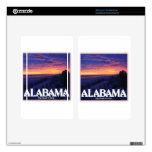 Alabama Dark Sunset skins