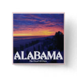 Alabama Dark Sunset buttons