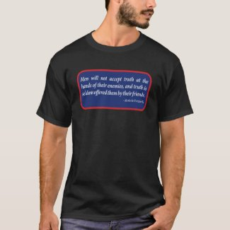 Alexis de Tocqueville - Friends T-Shirt