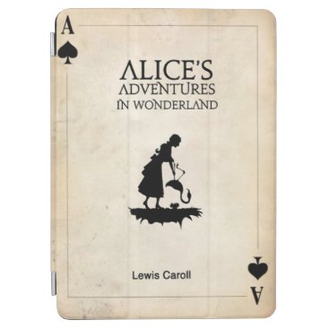 Alice And The Stork iPad Air Cover