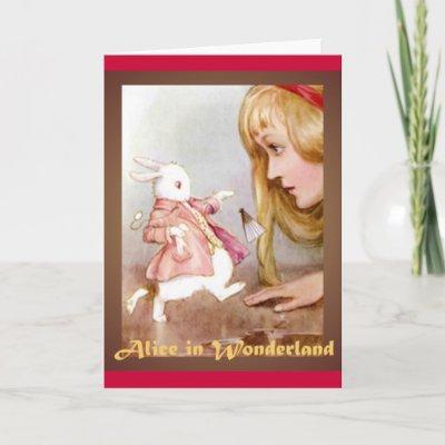Alices White Rabbit