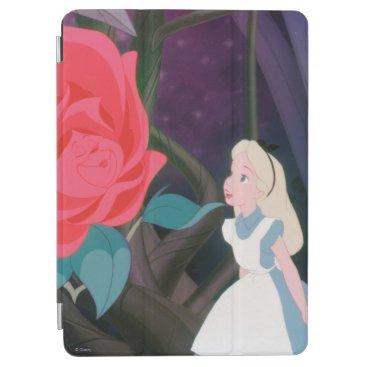 Alice in Wonderland Garden Flower Film Still iPad Air Cover