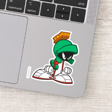 Angry Marvin Sticker