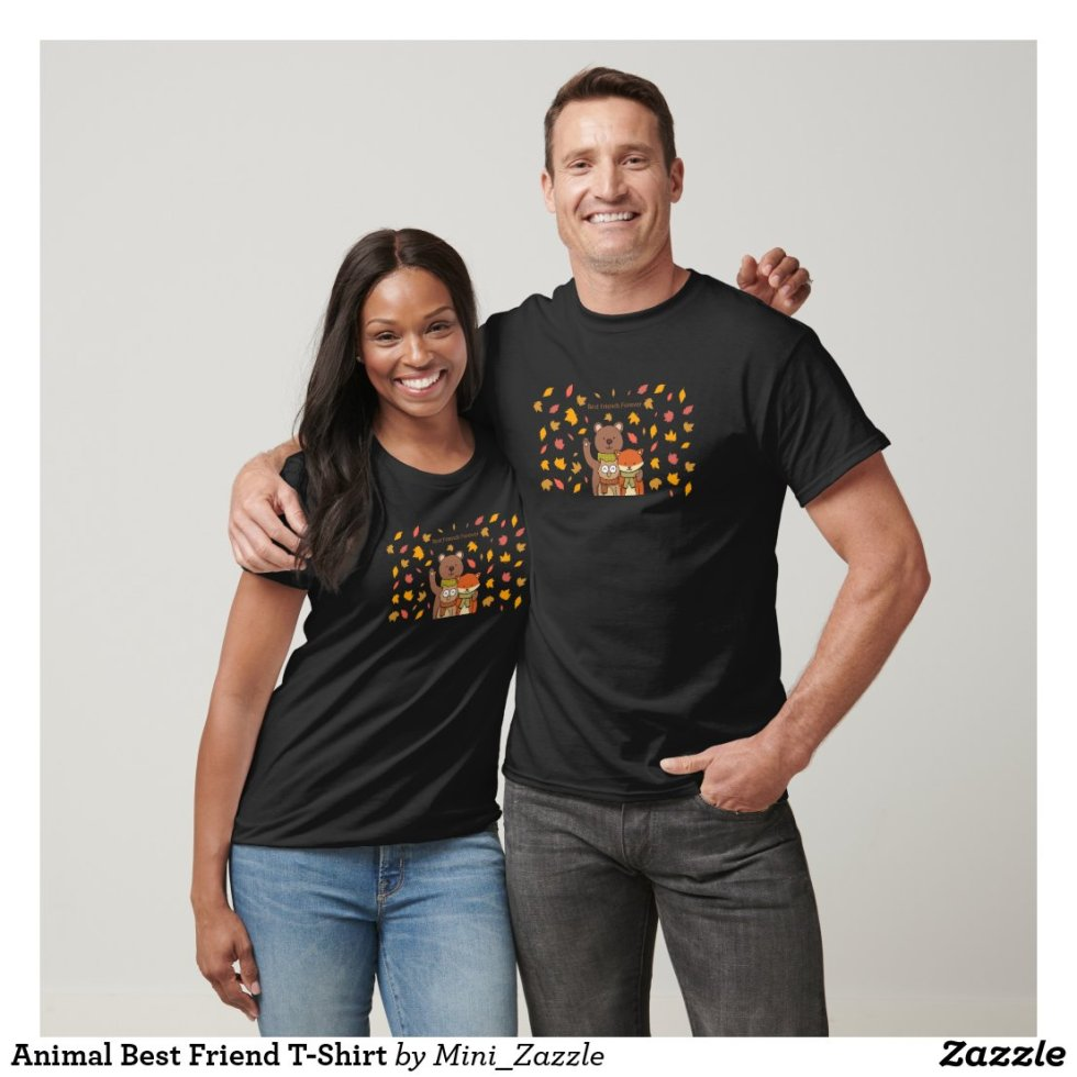 Animal Best Friend T-Shirt
