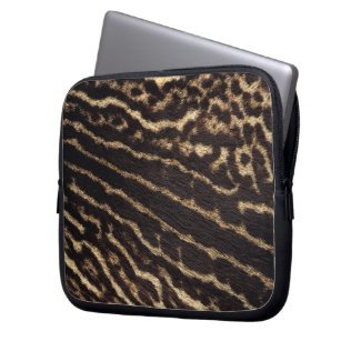 Animal Fur Texture Laptop Sleeve (more sizes)