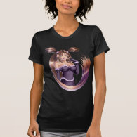 Anime Girl - Nikki T-shirts