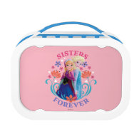 Anna and Elsa Sisters Forever Yubo Lunchbox