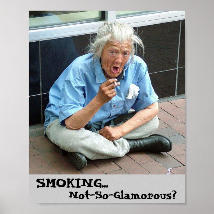 anti smoking poster zazzle com