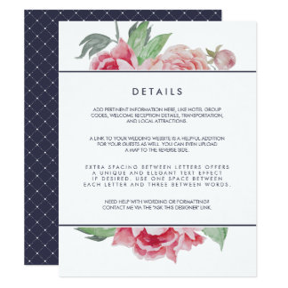 Watercolor Calligraphy Wedding Invitations Julie Song Ink Peony
