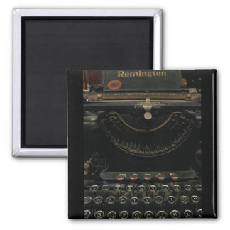 Antique Typewriter Fridge Magnet