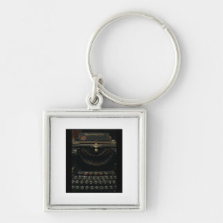 Antique Typewriter Key Chains