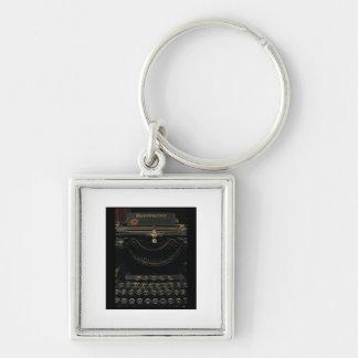 Antique Typewriter Key Chains