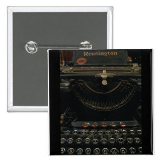 Antique Typewriter Pin