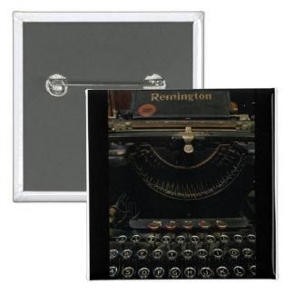 Antique Typewriter Pin
