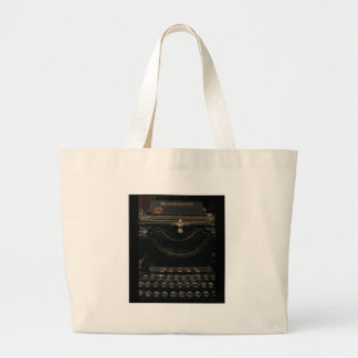 Antique Typewriter Tote Bags