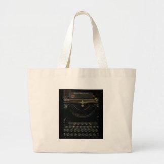 Antique Typewriter Tote Bags