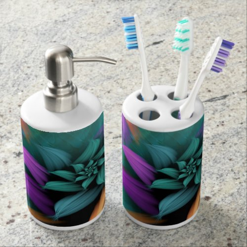 Apo Flower Bath Set