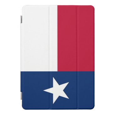 "Apple 10.5"" iPad Pro with flag of Texas, USA iPad Pro Cover"