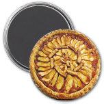 Apple Pie Food Magnet