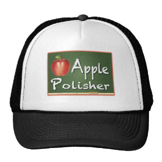 """Apple Polisher"" Hat"