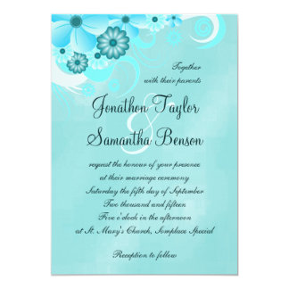 Lacy Snowflake Formal Wedding Invitation Suite Ribbon And Tag Silver Sapphire Royal Blue Winter Physical Sample Only