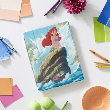 Ariel | Adventure Begins With You iPad Smart Cover