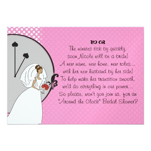 Bridal Shower Invitation Poems And Quotes