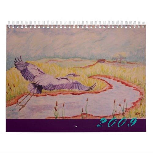 Art Calendar calendar