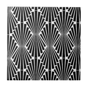 vintage 1920s decorative ceramic tiles