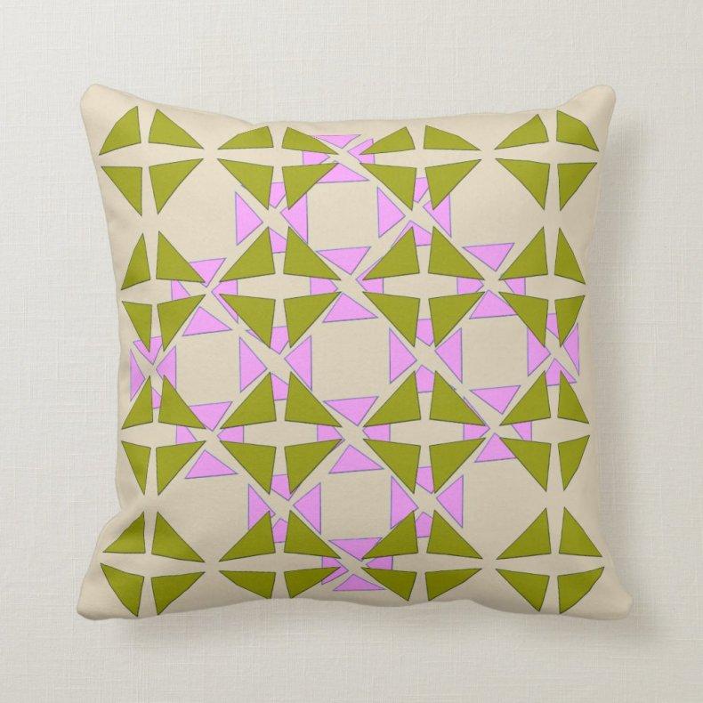 Artistic Pillow