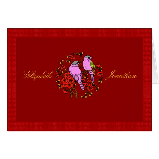 Clic Asian Indian Flower Wedding Invitation Templates 5x7 In