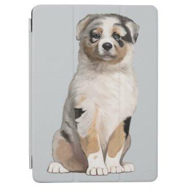 Australian Shepherd Puppy iPad Air Cover