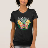 Autism Butterfly 3 Tees