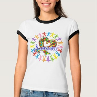 Autism Unite in Awareness shirt
