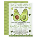 Avocado Baby Shower Invitation Invite