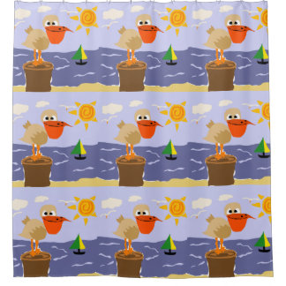 Funny Shower Curtains Zazzle