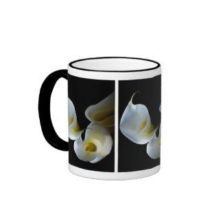Back-Lit Calla Lily Mug mug