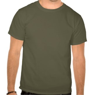 Backyard Chicken Farmer with Rooster Design T Shirt