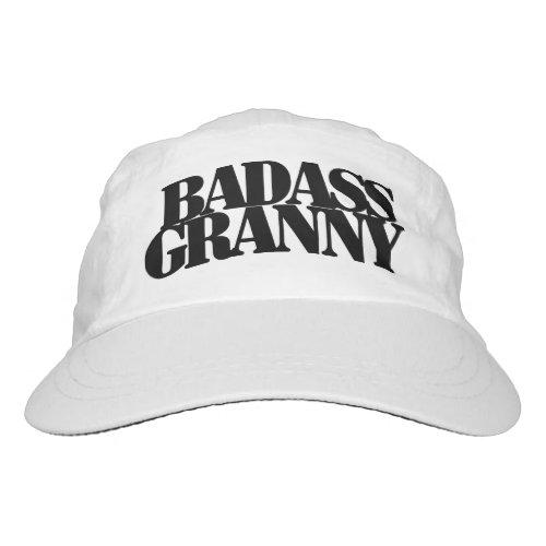 Badass Granny Headsweats Hat