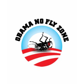 Barack Obama No Fly Zone shirt