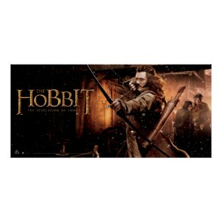 Bard The Bowman and Characters Movie Poster
