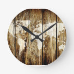 barn world map 2 round clocks