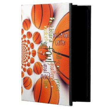 Basketball iPpad Air Cases