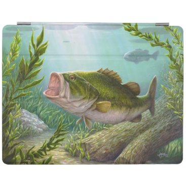 Bass Fish iPad Smart Cover