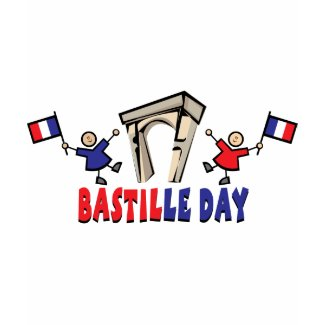 Bastille Day! shirt