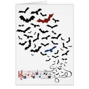 Bat Music Design 2