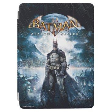 Batman: Arkham Asylum   Game Cover Art