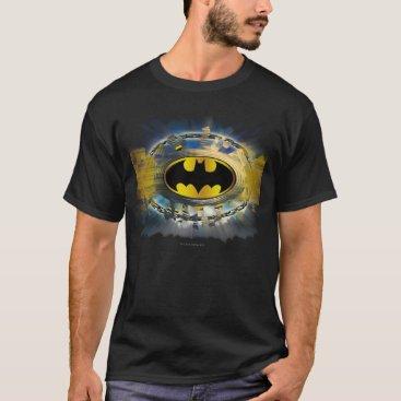 Batman Decorated Logo T-Shirt