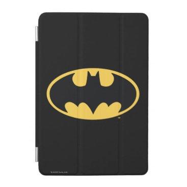 Batman Symbol   Oval Logo iPad Mini Cover